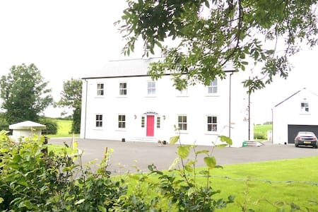 Welcome to the Moira countryside room 2 - Craigavon - Huis