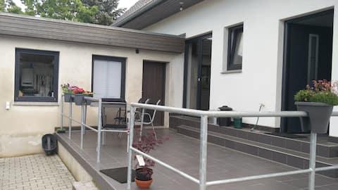 Kleine gemütliche Unterkunft mit separatem Eingang
