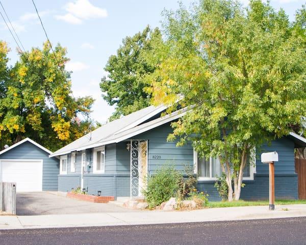 Charming Vintage Modern 1920's Home - Boise - Talo