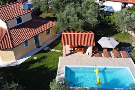 "DAMJANIĆ HOLIDAY HOUSE  -  NEW 2019 ""POOL"""