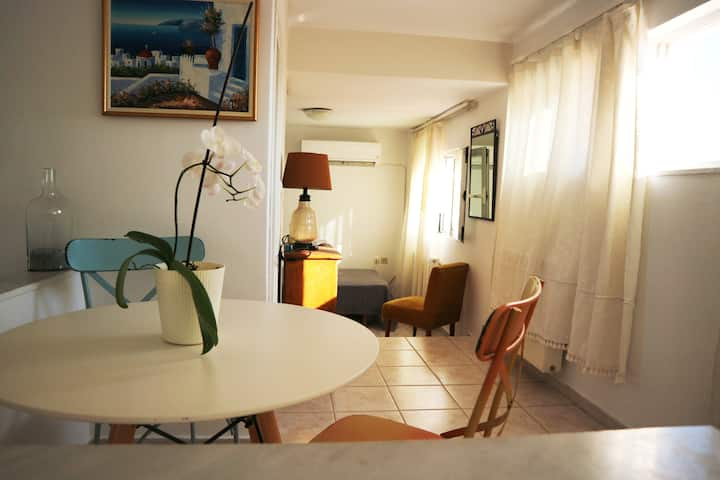 Helen view room 15 min from airport EL. VENIZELOS