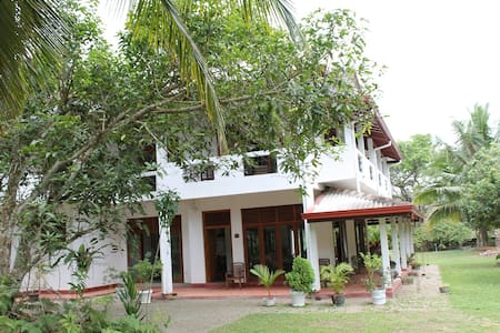 A Sri Lankan retreat - Bandaragama