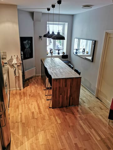 2-rooms apartment in the heart of Oslo