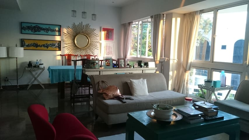 Cosy room on a Holland Hill - Singapur - Pis