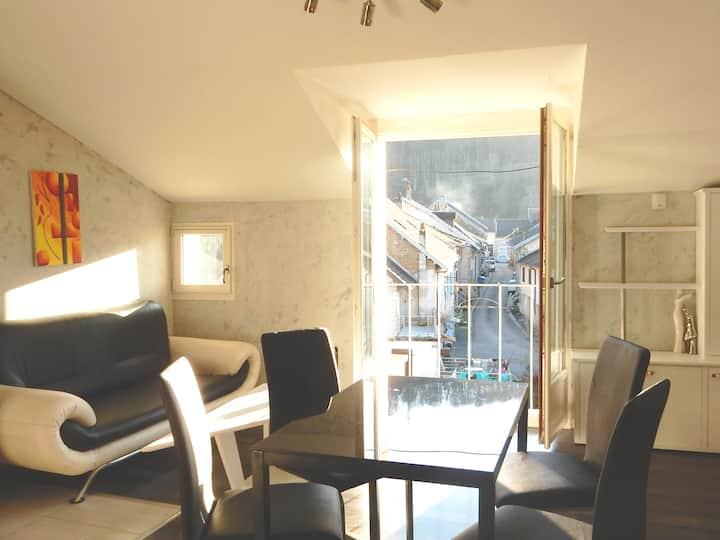 Loft moderne et lumineux au cœur d'Arbois