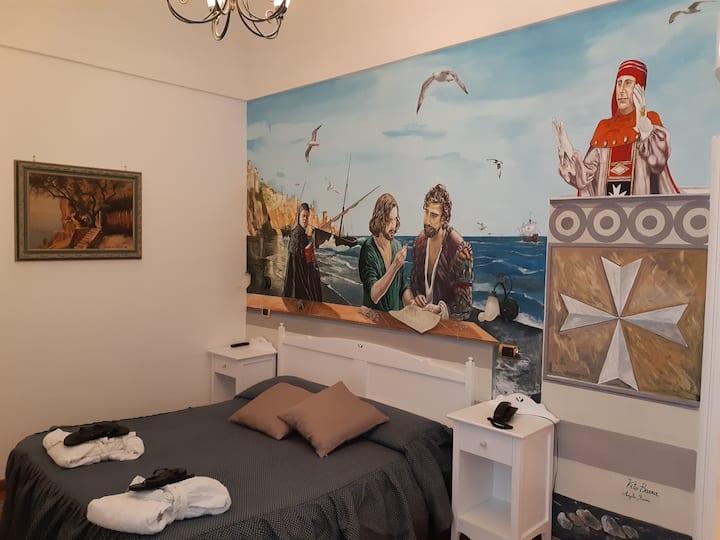 CAMERA HOTEL TRIPLA STANDARD ROOM