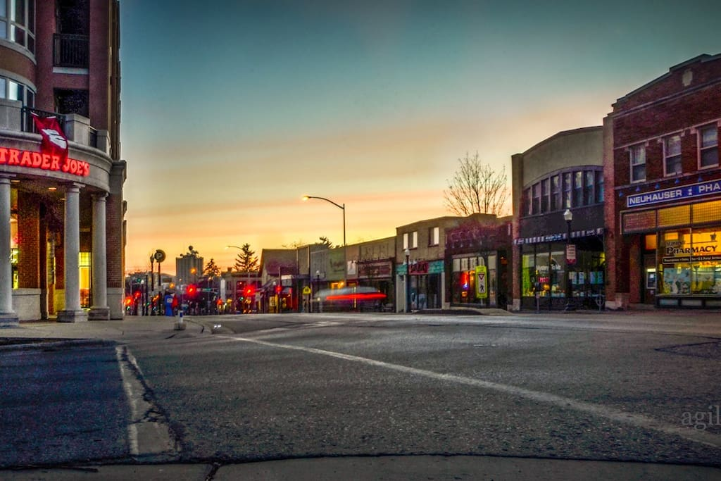 Monroe St