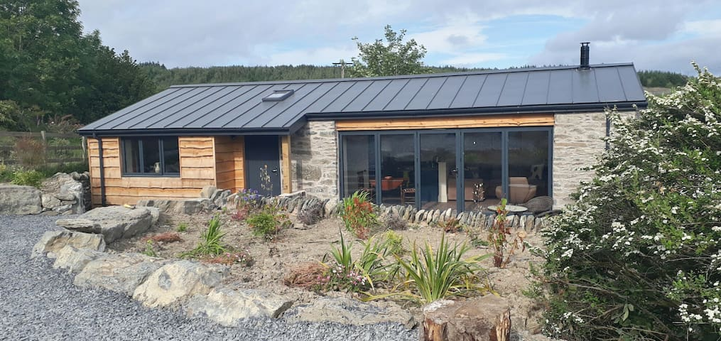Hafod Y Llan Bach - a real escape to the country