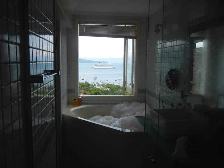 Suite Charmosa com vista