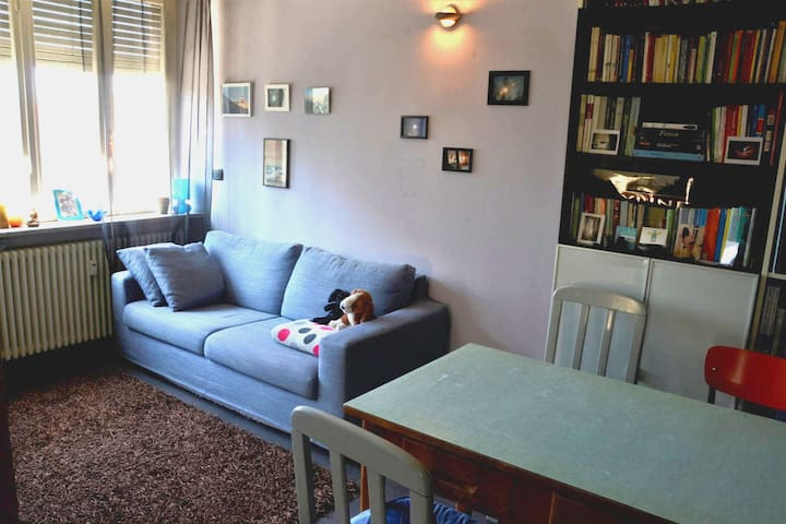 Cozy Flat 15 mins from City Centre