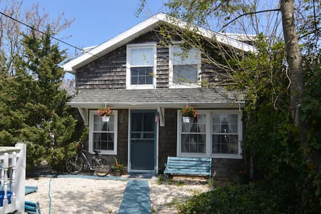 Jersey Shore Cottage on Ocean Block in Lavallette