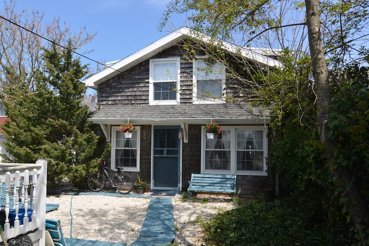 Jersey Shore Cottage on Ocean Block in Lavallette