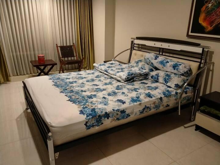 Apartemen Mataram City Jogja Luas dan Nyaman