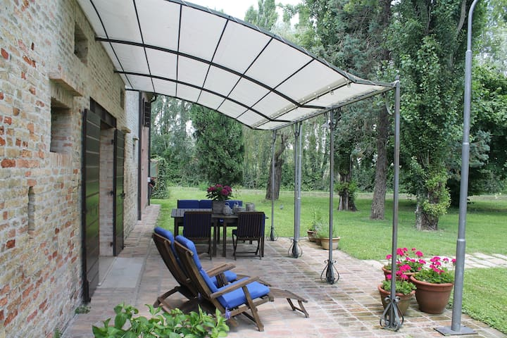 Campigrandi House - Elegant Villa in Casale - Casale sul Sile - Casa de camp