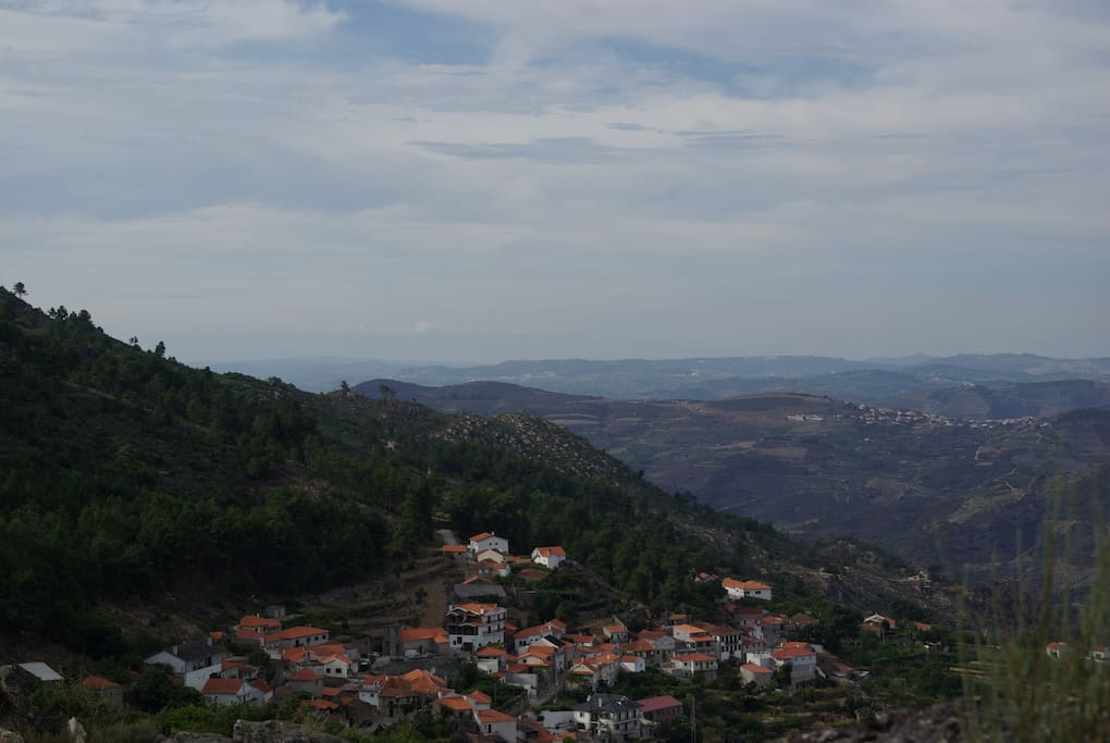 Village of Paradela