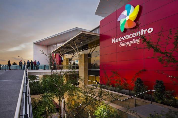 Nuevo Centro Shopping.