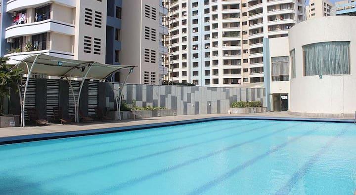 ★ 6BHK Service Apartment In Andheri East ★