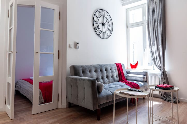 Two-level Old Town Apartment