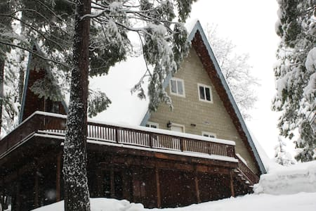 Ridgeline Retreat in Big Trees Village