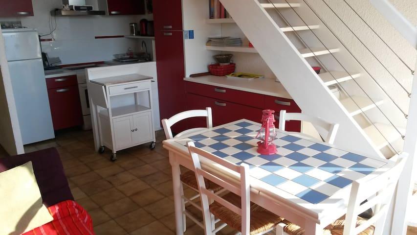 VUE MER A ILE ROUSSE - L'Île-Rousse - Condominium