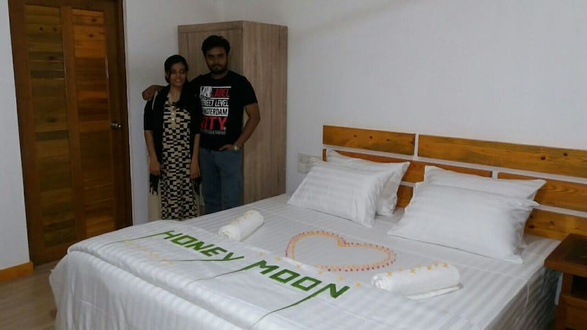 Maldives Feel at Home away - Rasdhoo - Bed & Breakfast