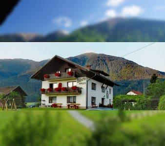 Guesthouse Schoba: near NASSFELD SKI Resort 6P