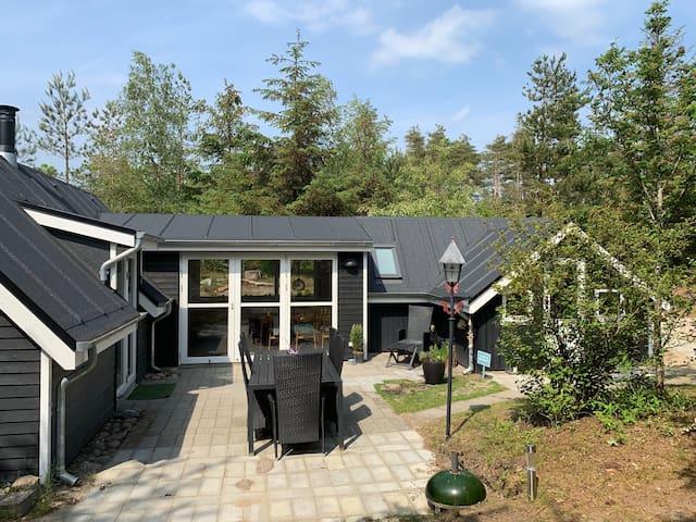Ringkøbing Fjord, Hemmet, Skuldbøl, Sommerhus