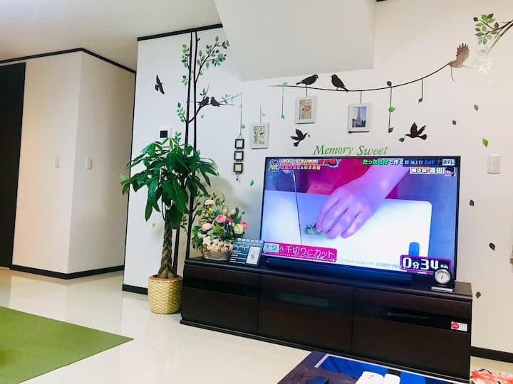 東京都戶建2房2廳 免費停車場