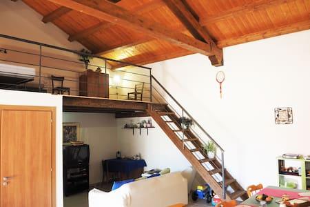 Loft Open space - Rilievo - Loft