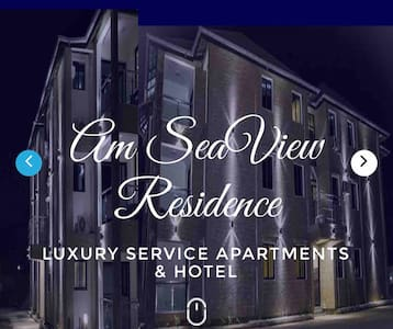 AM SeaView Residence Luxury apt8 next 2the ocean,