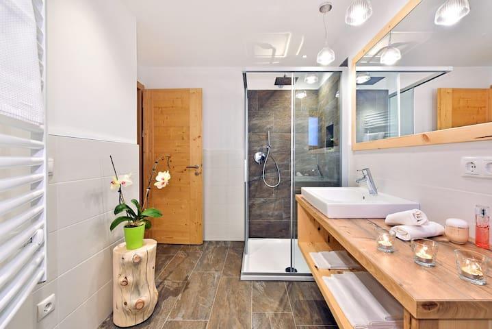 Trametschhütte - wo Gemütlichkeit zu Hause ist! - Brixen - Apartment