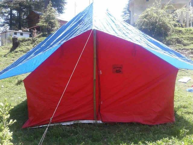 Stunning Hills, Trek to Vyas Sikhar Deoban(Tent)