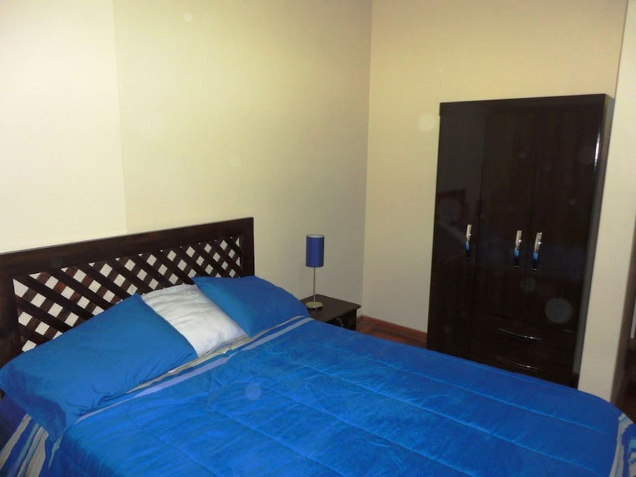 Matrimonial room (1 bed/ 2 people)
