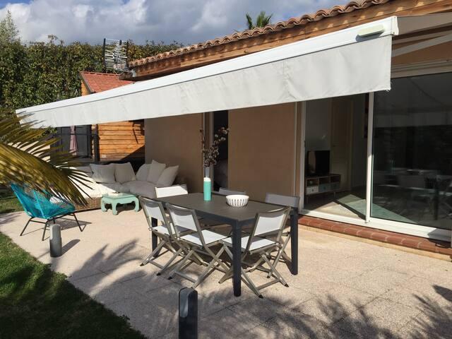 Mini villa agosta plage - Pietrosella - Hus