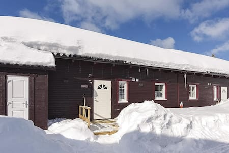 Holiday apartment with 2 bedrooms on 78m² in Sälen