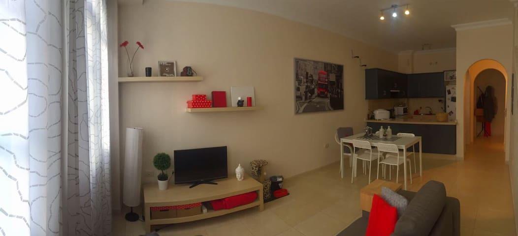 Tranquilo duplex a 50 m de la Playa en Garachico - La Caleta de Interián