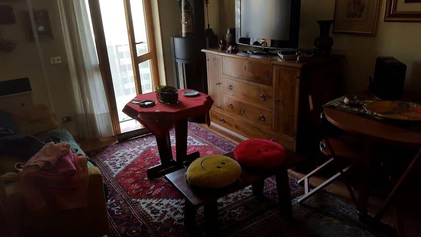 Divino Serio , casa in Val Seriana - Ponte Nossa - Appartement