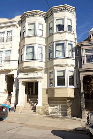 Lovely Room 5 Minutes from Haight & Golden Gate