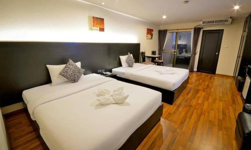 เกษศิริ - Bangkok - Hostel