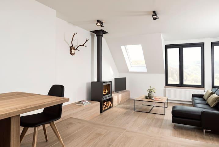 Cosy apartment for 8 people - Büllingen - Apartemen