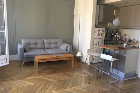 *Sunny flat with balcony - Marais / Bastille* - Paris