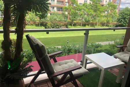 Stylish Flat 1+1 in Park Oran Evleri - Çankaya