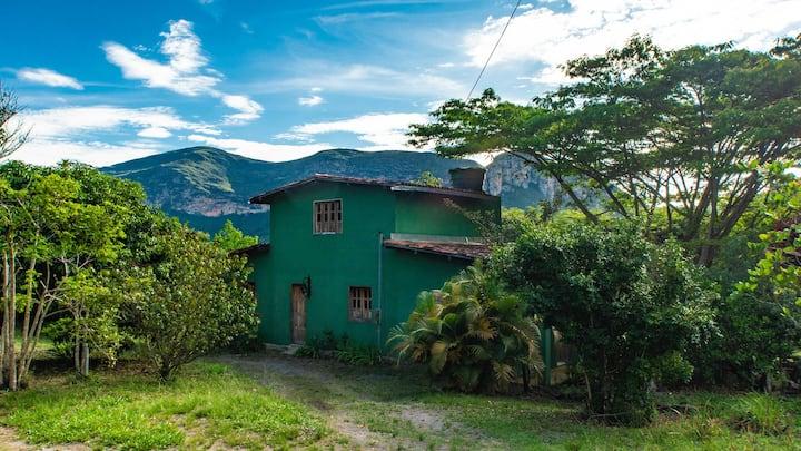 Casa Verde, Campo Redondo, Ibicoara - Ba