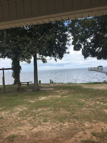 Cottage on Mobile Bay