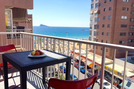 LEVANTE FIRST LINE APARTMENT - Benidorm - Pis