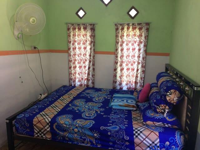Tiga Cahaya Homestay Belitung - Tanjung Pandan - Domek gościnny