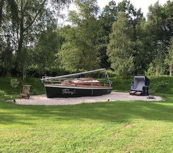 Trierer Heide - Haus im Garten - Ev