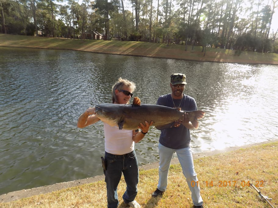 Wow..A little something from the Lake
