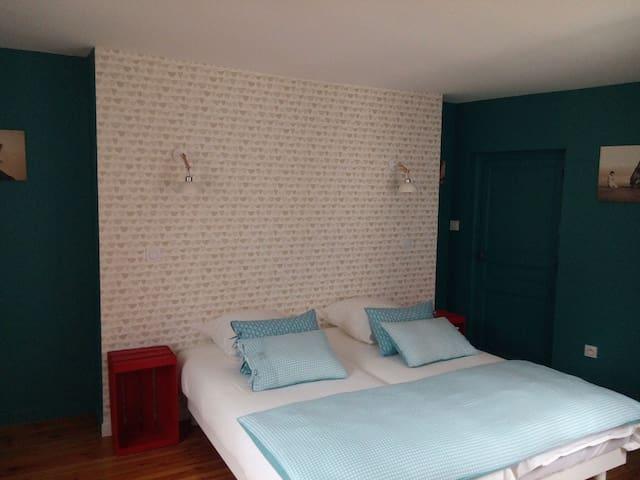 Gite Appart La maison du degré - Saint-Aignan-sur-Cher - Apartemen