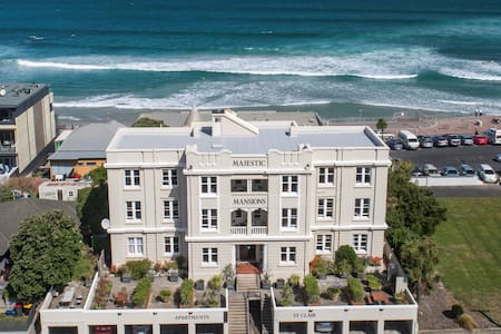 Majestic Mansions - Seaview Room